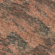 Tiger Red Granite Brazil