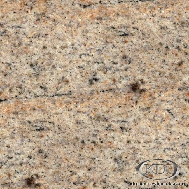 Toasted Almond Granite Kitchen Countertop Ideas
