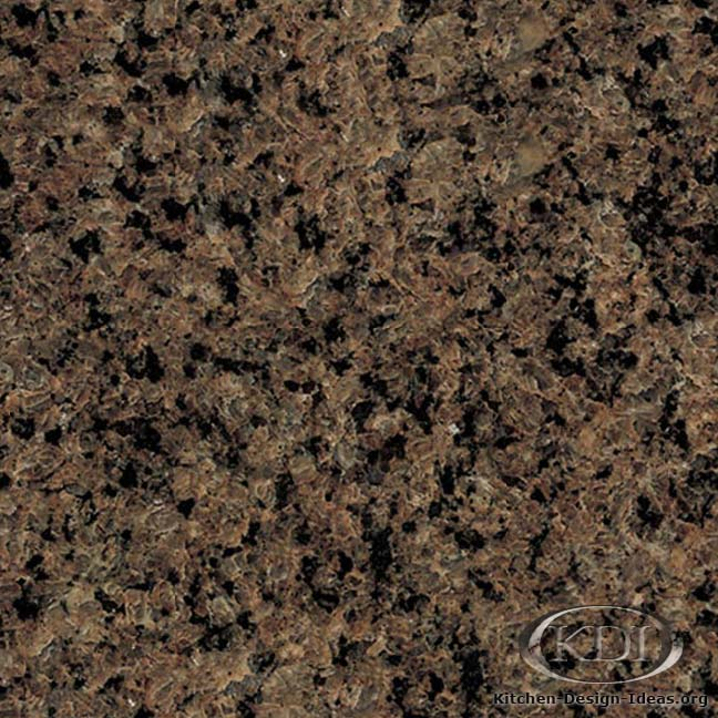 Dark Brown Granite Colors : Granite countertop colors brown page