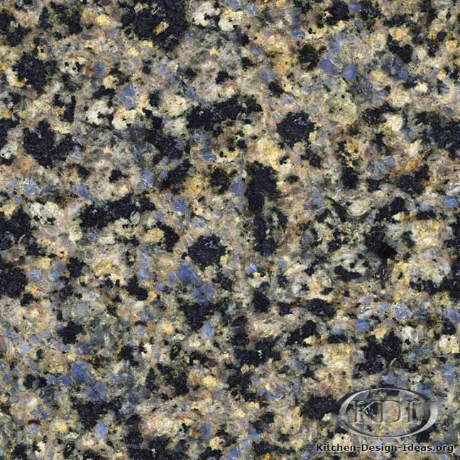Tropical Blue Granite
