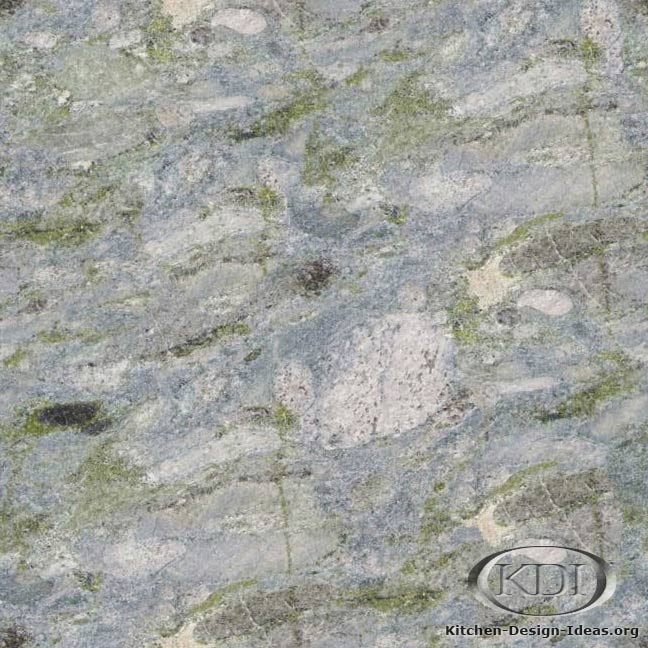 Verde Coto Granite Riverwashed