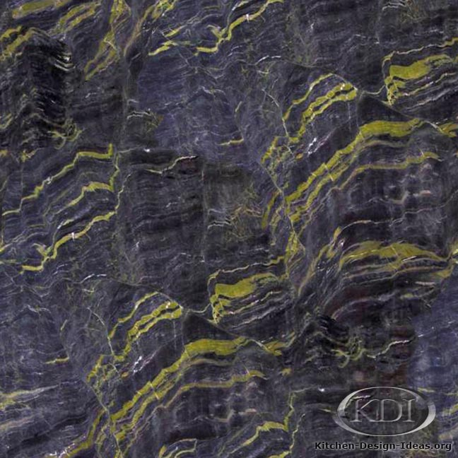 Verde Esperanza Granite Leather