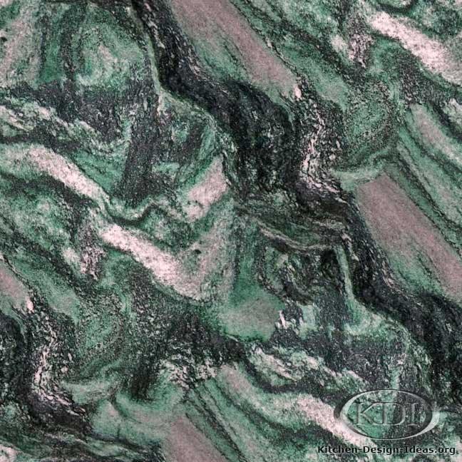 Verde Lapponia Granite