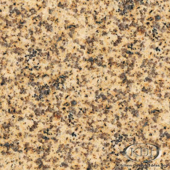 Countertop Yellowing : Vietnam Yellow Granite - Kitchen Countertop Ideas