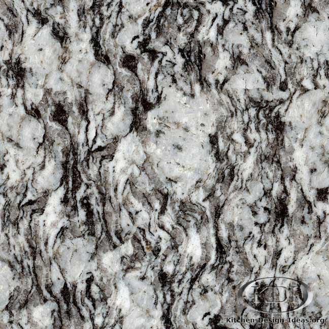 White Oyster Granite Kitchen Countertop Ideas