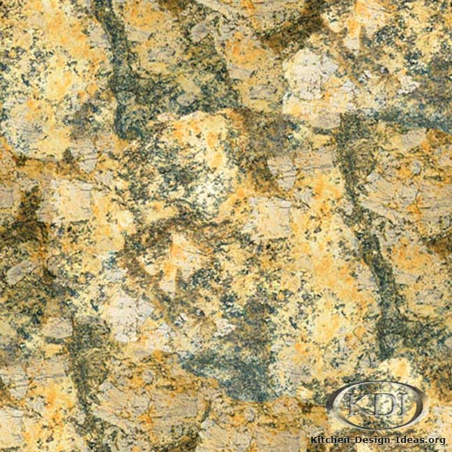 Yellow Cactus Granite