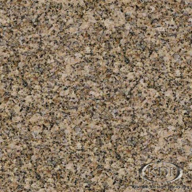 Yellow Capri Granite